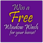 Win a Free Window Wash Contest